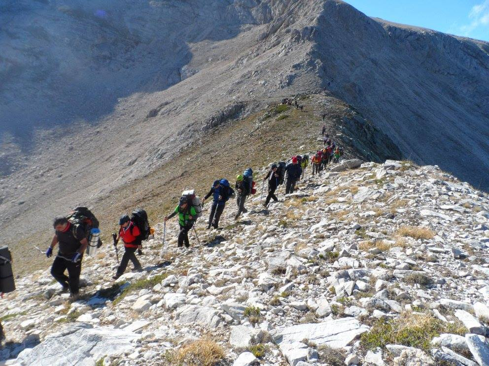 İzmir'de Ata'ya Saygı Yürüyüşü ve Tırmanışı