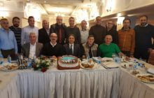 Yeni TDF Yönetim Kurulu İlk Toplantısını Yaptı