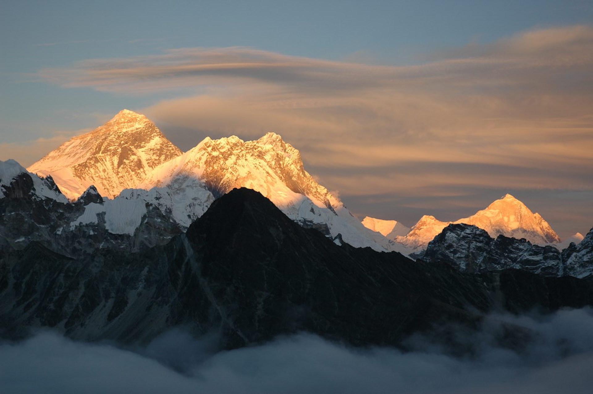 Evereste Giden Yolda Kadınlar