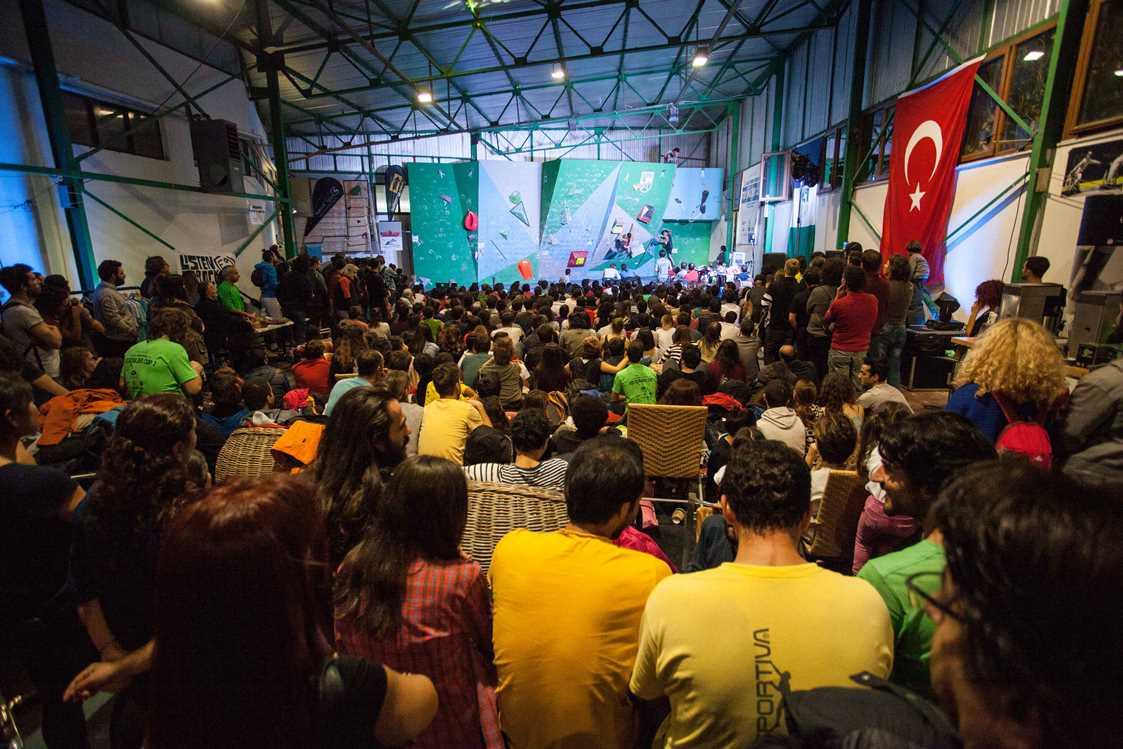 TED Boulder Cup II İstanbul'da Gerçekleştirildi.