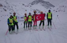 Dağ Kayağı Milli Takım Kampı ve Türkiye Şampiyonası 2017 Katılımcı Listesi
