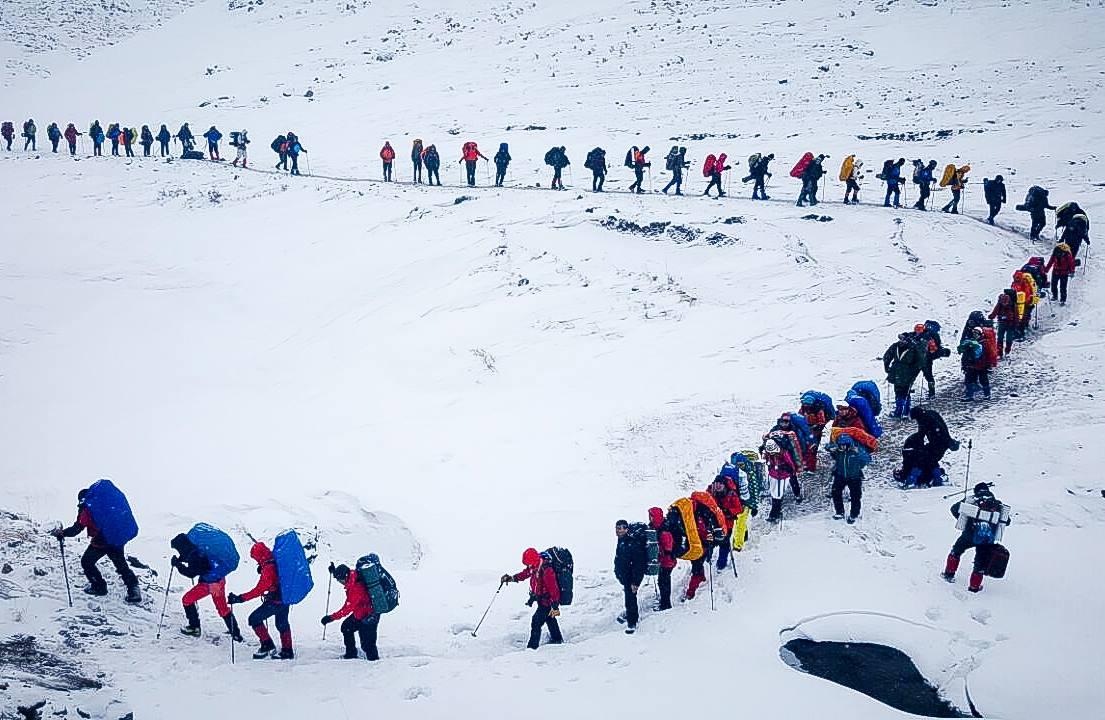 Kış Gelişim Eğitimi - Kayseri Başvuruları