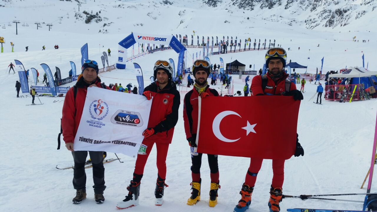 Andorra'da yapılan Dağ Kayağı Dünya Kupası Yarışması sona erdi.