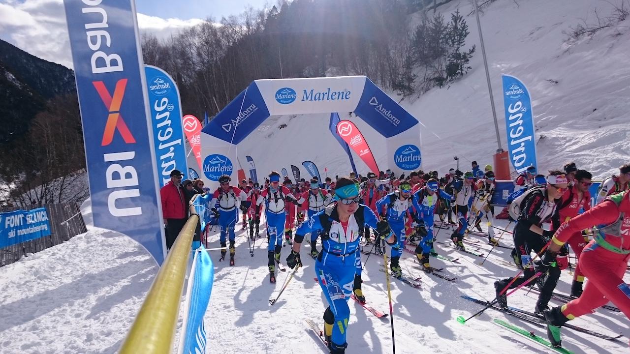 Ergan 2017 Dağ Kayağı Dünya Kupası İz Açıcı ve Kontrol Noktası Görevli Listesi