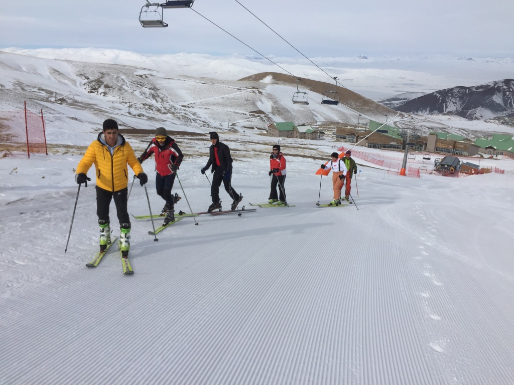 Dağ Kayağı Temel Eğitim Kursu - Muş ve Kayseri Başvuruları