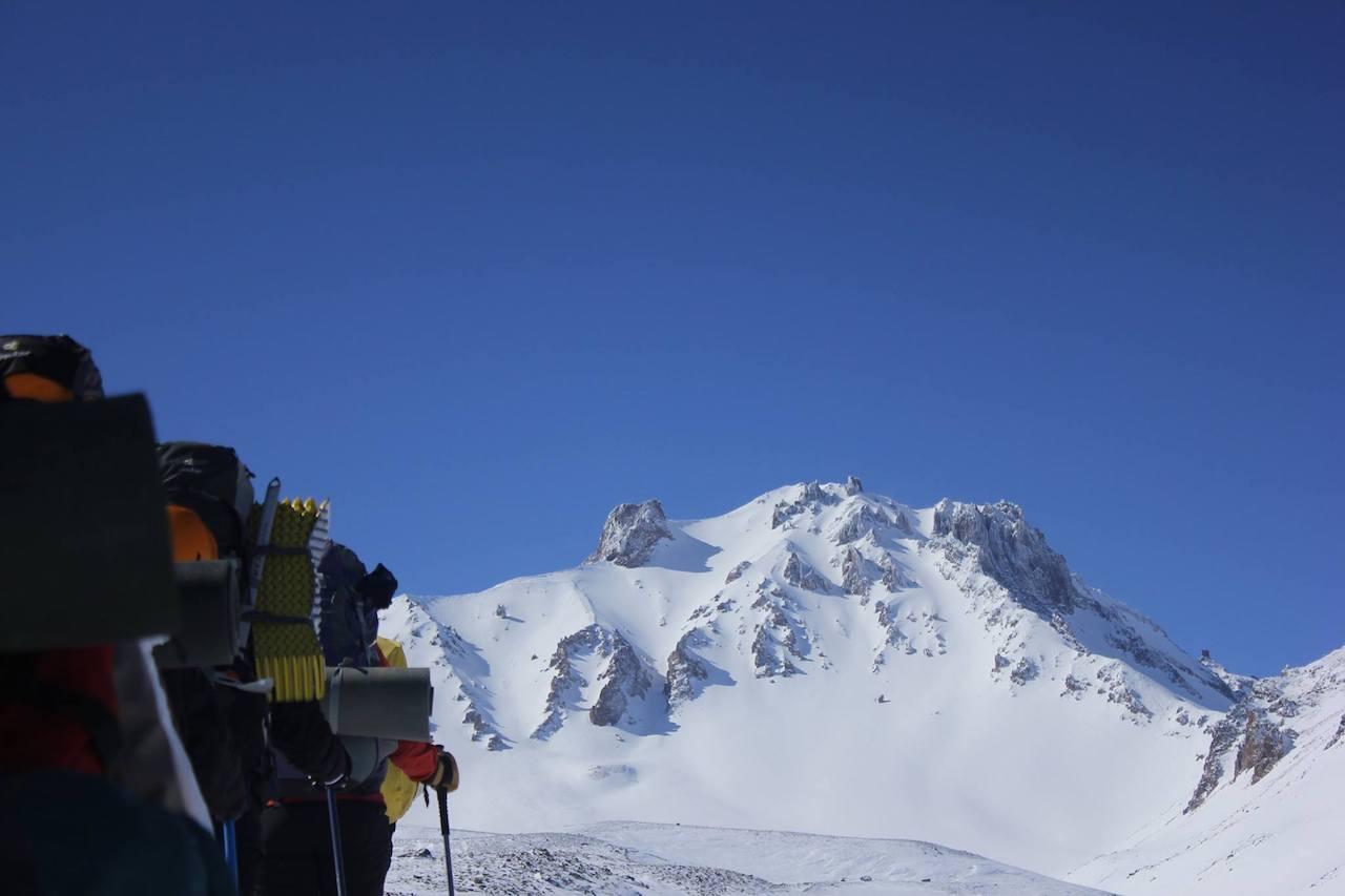 10. Geleneksel Abdülmecit Doğru ve Ahmet Bilge Anısına Erciyes Dağı Kış Tırmanışı