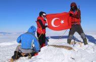 Kösedağ Kış Zirve Tırmanışı