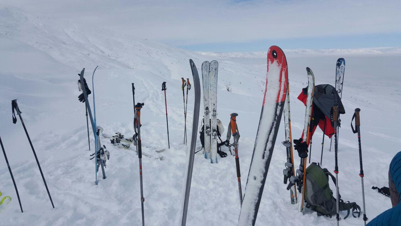 Dağ Kayağı Temel Eğitimi - Erzurum - Isparta