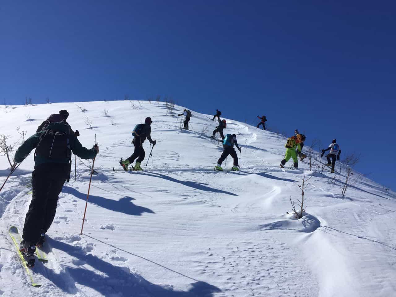 Dağ Kayağı İleri Seviye Eğitim Kursu - Kayseri Başvuruları