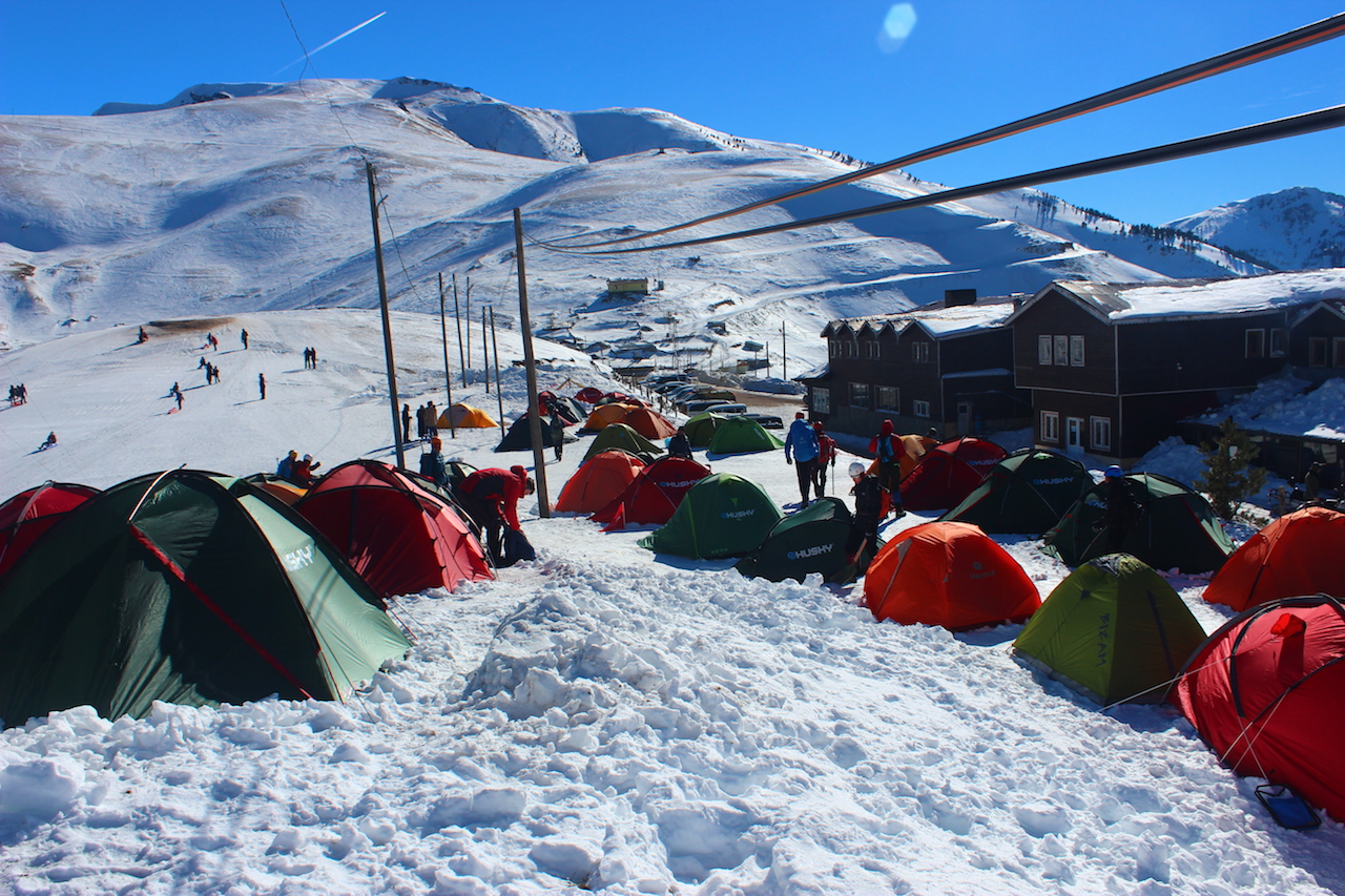 Zigana Dağı Kış Temel Eğitimi Faaliyet Raporu