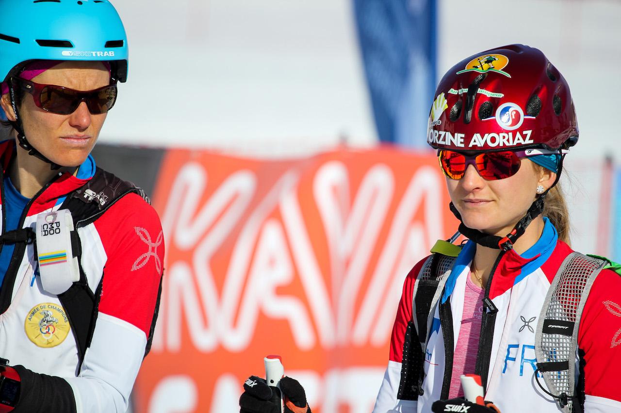 Ergan 2017 Dağ Kayağı Dünya Kupası Bireysel Sürat Yarışları Tamamlandı.