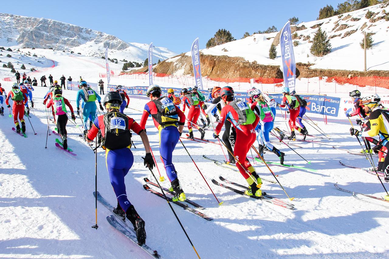 Dağ Kayağı Yıldızlar-Gençler-Büyükler Türkiye Şampiyonası Katılımcı ve Görevli Listesi