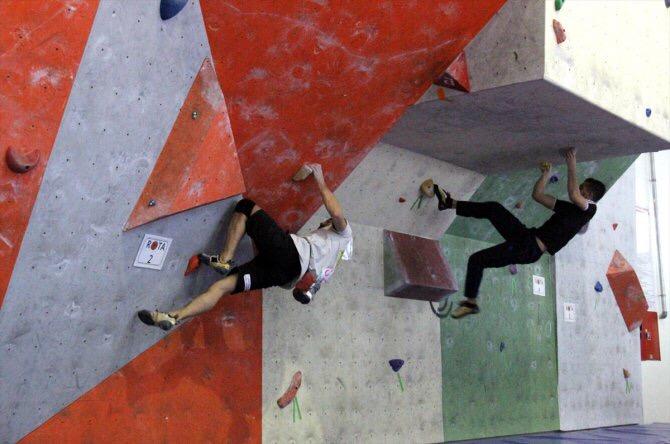 Spor Tırmanış Büyükler Boulder Şampiyonası 1. Ayak Katılımcı Listesi