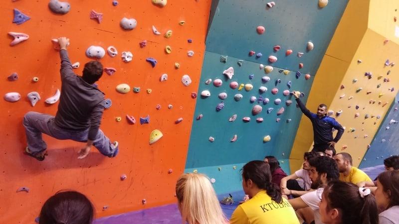 Spor Tırmanış Temel Seviye Eğitimi  – Balıkesir Katılımcı Listesi