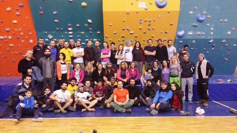 Samsun ilinde Spor Tırmanış Temel ve İleri Seviye Eğitim Kursları düzenlendi.