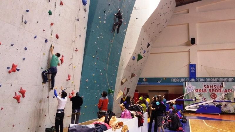Spor Tırmanış İleri Seviye Eğitim Kursu - Diyarbakır Katılımcı Listesi