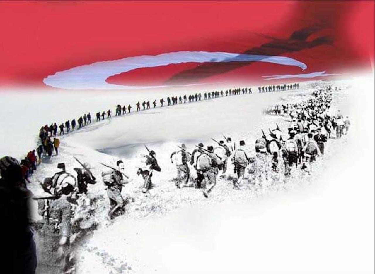 DAKADOST Çanakkale Şehitleri anısına tırmanış gerçekleştirdi.