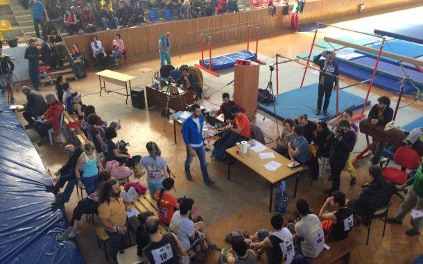 Spor Tırmanış Boulder Şampiyonası 2. Ayak tamamlandı.