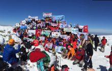 2018 Yılı Kaz Dağları Çanakkale Şehitlerini Anma Tırmanışı Katılımcı Listesi