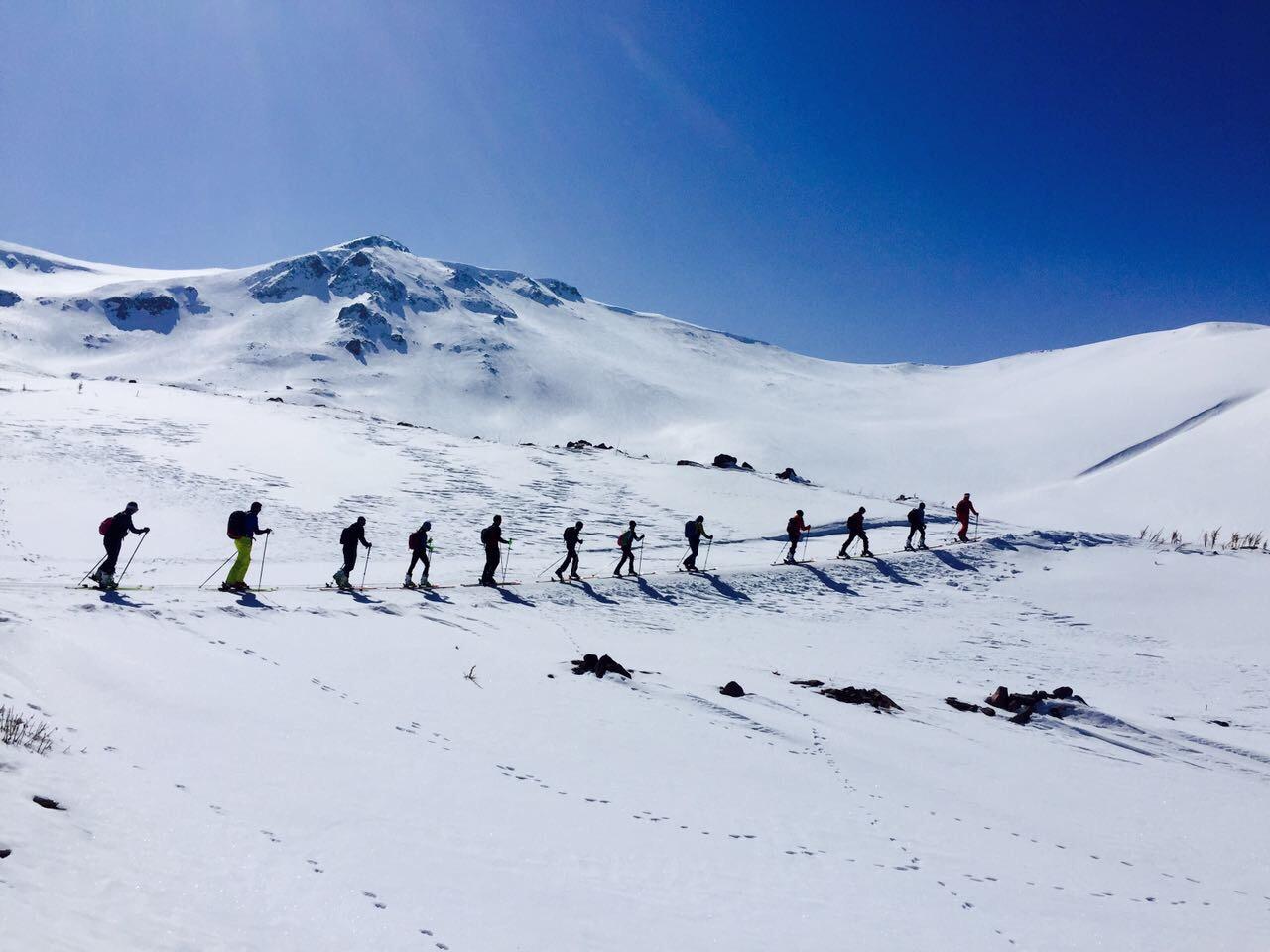 Dağ Kayağı İleri Seviye Eğitim Kursu - Erzurum Başvuruları