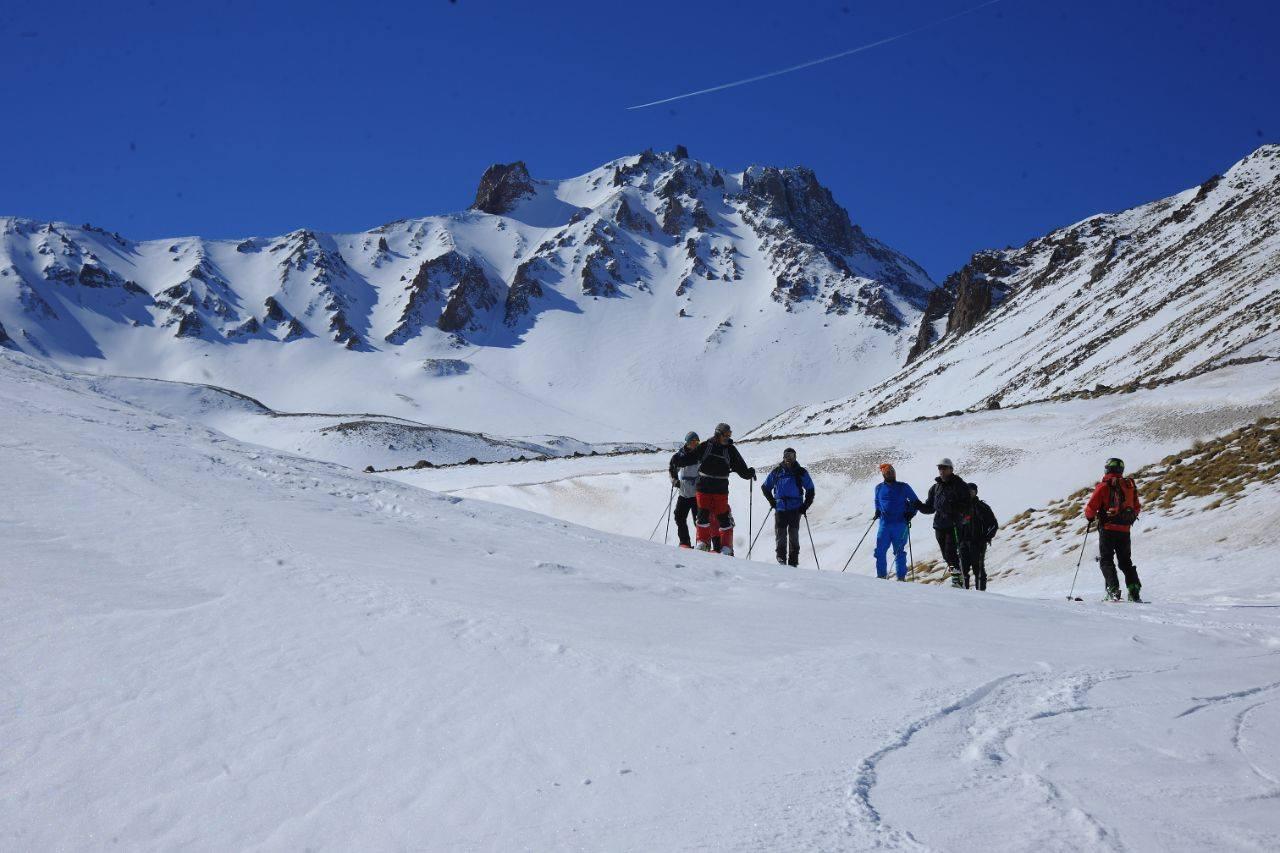 Erciyes Dağı Gençlik Haftası Tırmanışı Katılımcı Listesi