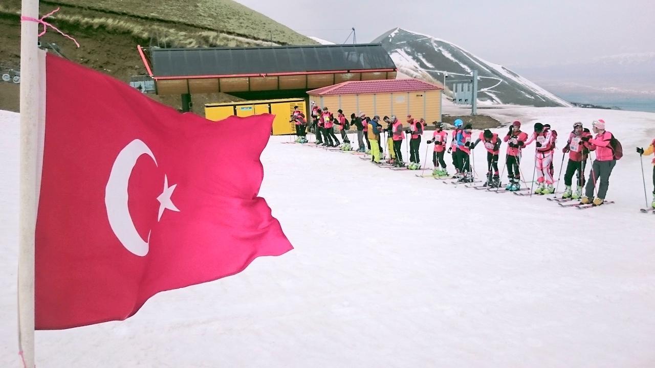 TDF Dağ Kayağı Milli Takım Seçmeleri tamamlandı.