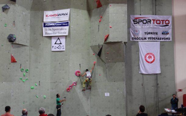 Spor Tırmanış Küçükler ve Gençler Hız Şampiyonası 2. Ayak - Bursa Katılımcı Listesi