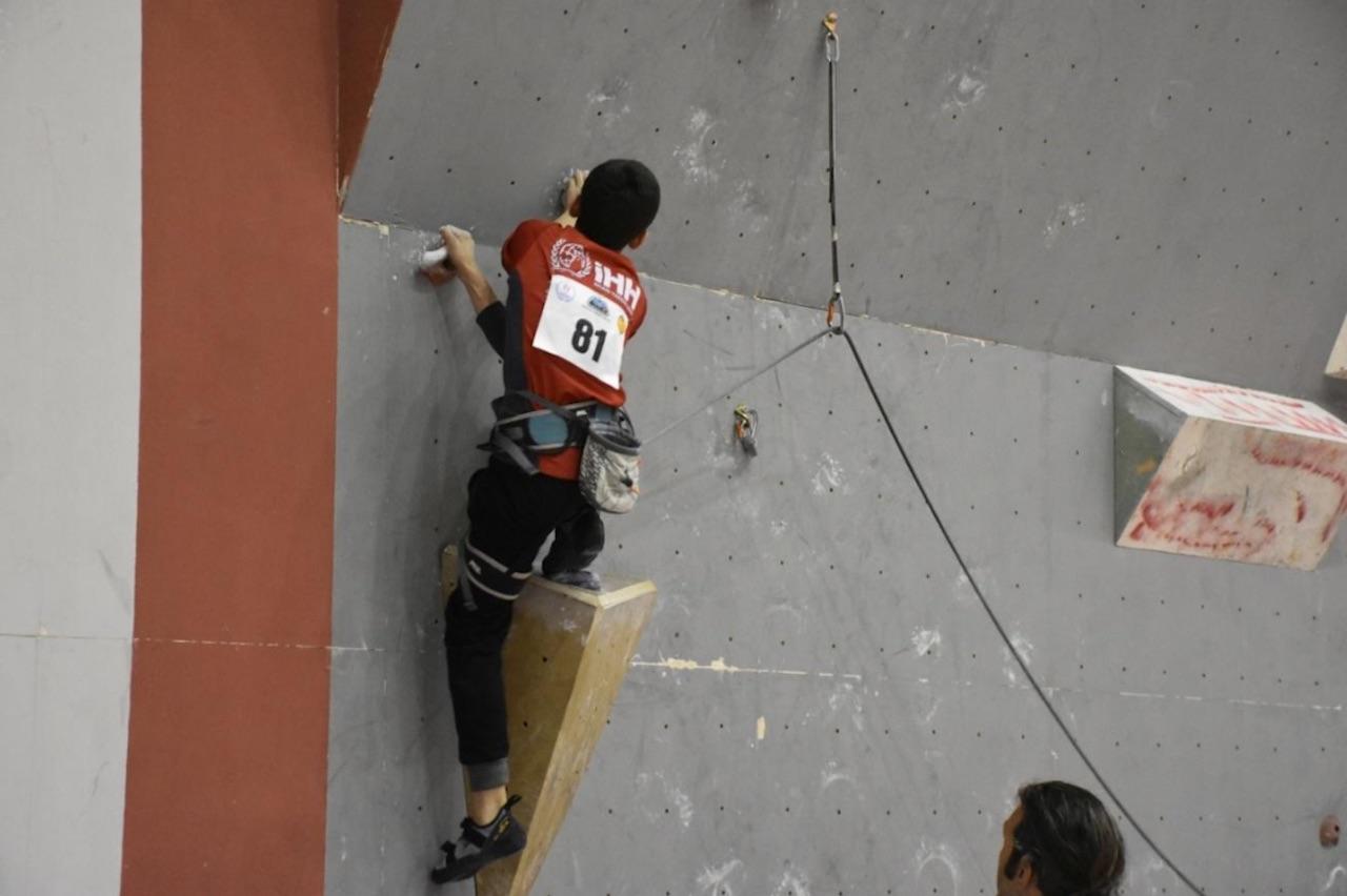 Spor Tırmanış Büyükler Lider Şampiyonası 2. Ayak - Adana Katılımcı Listesi