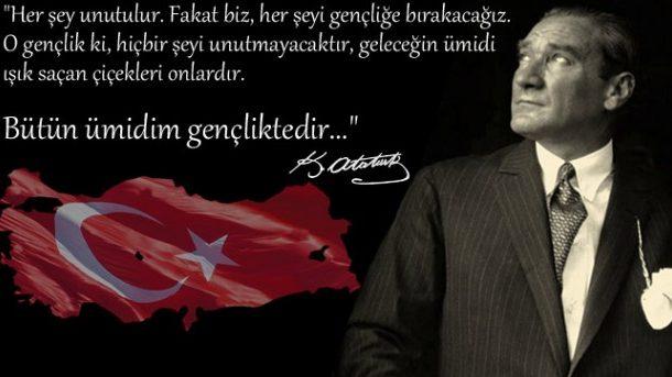 TDF Başkanı Prof.Dr. Ersan Başar'dan 19 Mayıs Mesajı