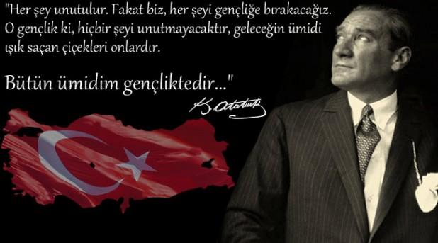 TDF Başkanı Prof. Dr. Ersan BAŞAR'ın 19 Mayıs Mesajı
