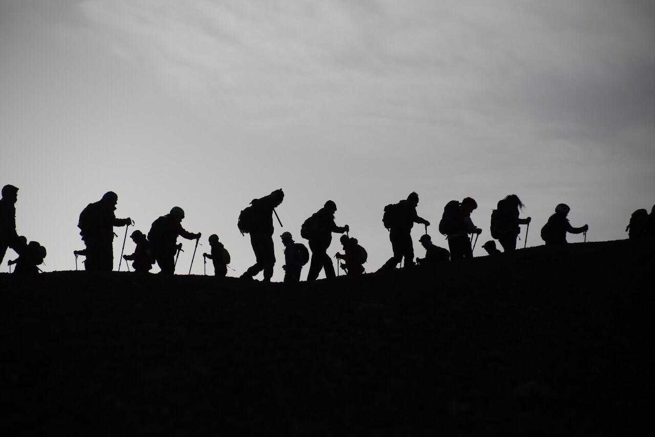 Dağ Mihmandarlığı Kursu - Niğde Katılımcı Listesi