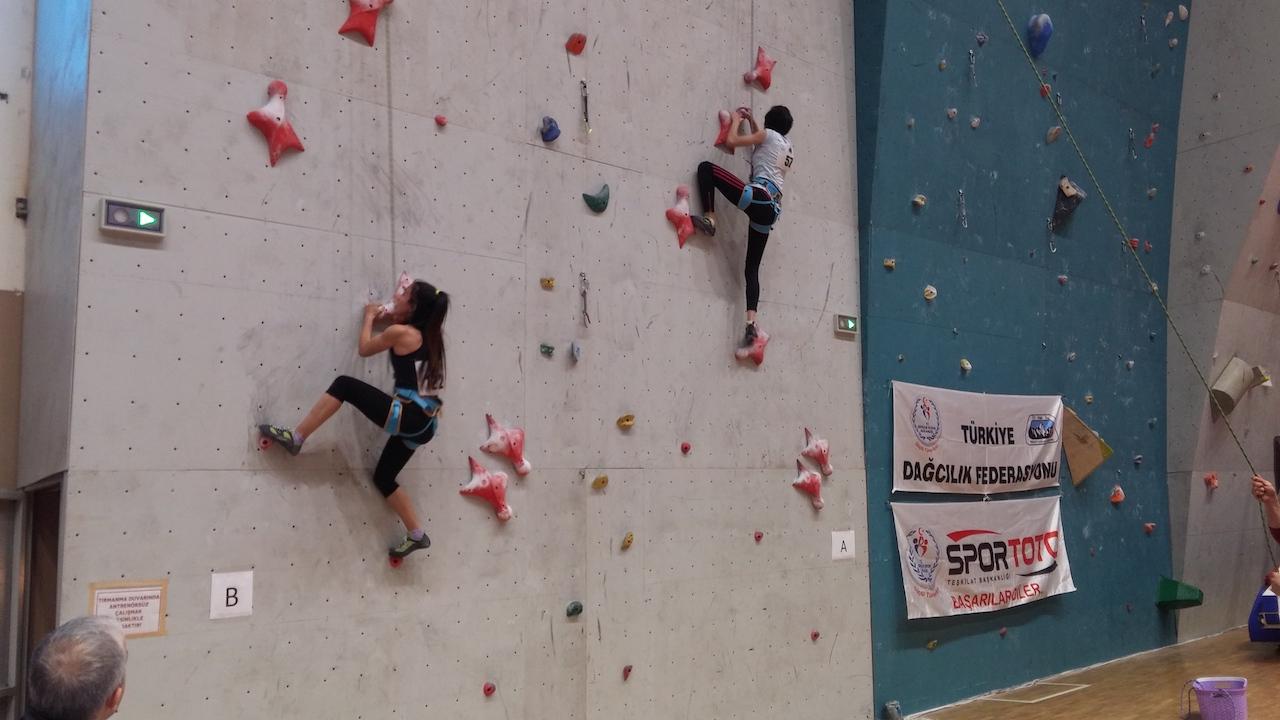 Spor Tırmanış Minikler, Küçükler ve Gençler Lider Tırmanış Şampiyonası 2. Ayak - Samsun Katılımcı Listesi