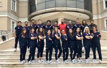 Spor Tırmanış Gençler-Küçükler Lider Milli Takım Seçme ve Hazırlık Kampı - Bursa