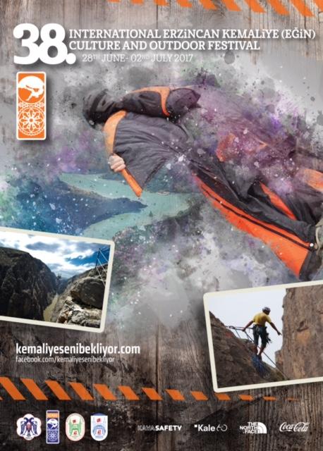 38. Erzincan Kemaliye (Eğin) Uluslararası Kültür ve Doğa Sporları Festivali
