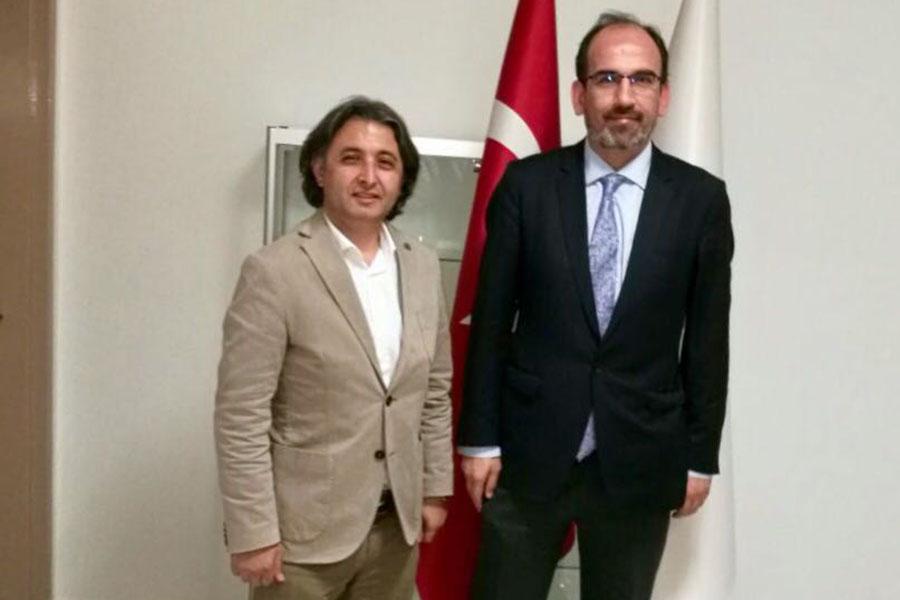 Türkiye Dağcılık Federasyonu ile Acil Sağlık Hizmetleri Genel Müdürlüğü arasında protokol