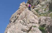 İleri Kaya Eğitimi 4. Kamp - Niğde Başvurusu