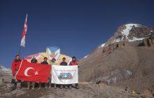 İleri Kar-Buz Eğitimi A Kampı - Trabzon/Kazbek Başvurusu