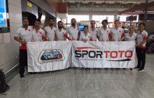 Spor Tırmanış Avrupa Şampiyonası İtalya'da düzenlendi.