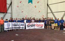 Spor Tırmanış 2. Kademe Antrenör Kursu (Temel Eğitim) - Ankara Başvuruları