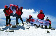 """Yüksek İrtifa Tırmanışları """"Doğal Ortam Değerlendirmesi"""" Tırmanış Programı"""