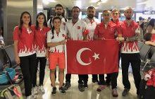 IFSC Avrupa Spor Tırmanış Boulder Şampiyonası için Milli Takım Almanya'ya gitti.
