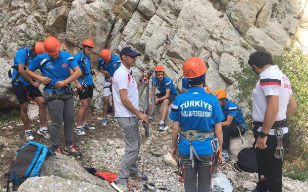 İleri Kaya Eğitimi (4. Kamp) Katılımcı Listesi