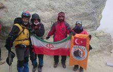 MERDAK ve TODOSK Savalan ve Demavend Dağı Zirve Tırmanışlarını gerçekleştirdi.