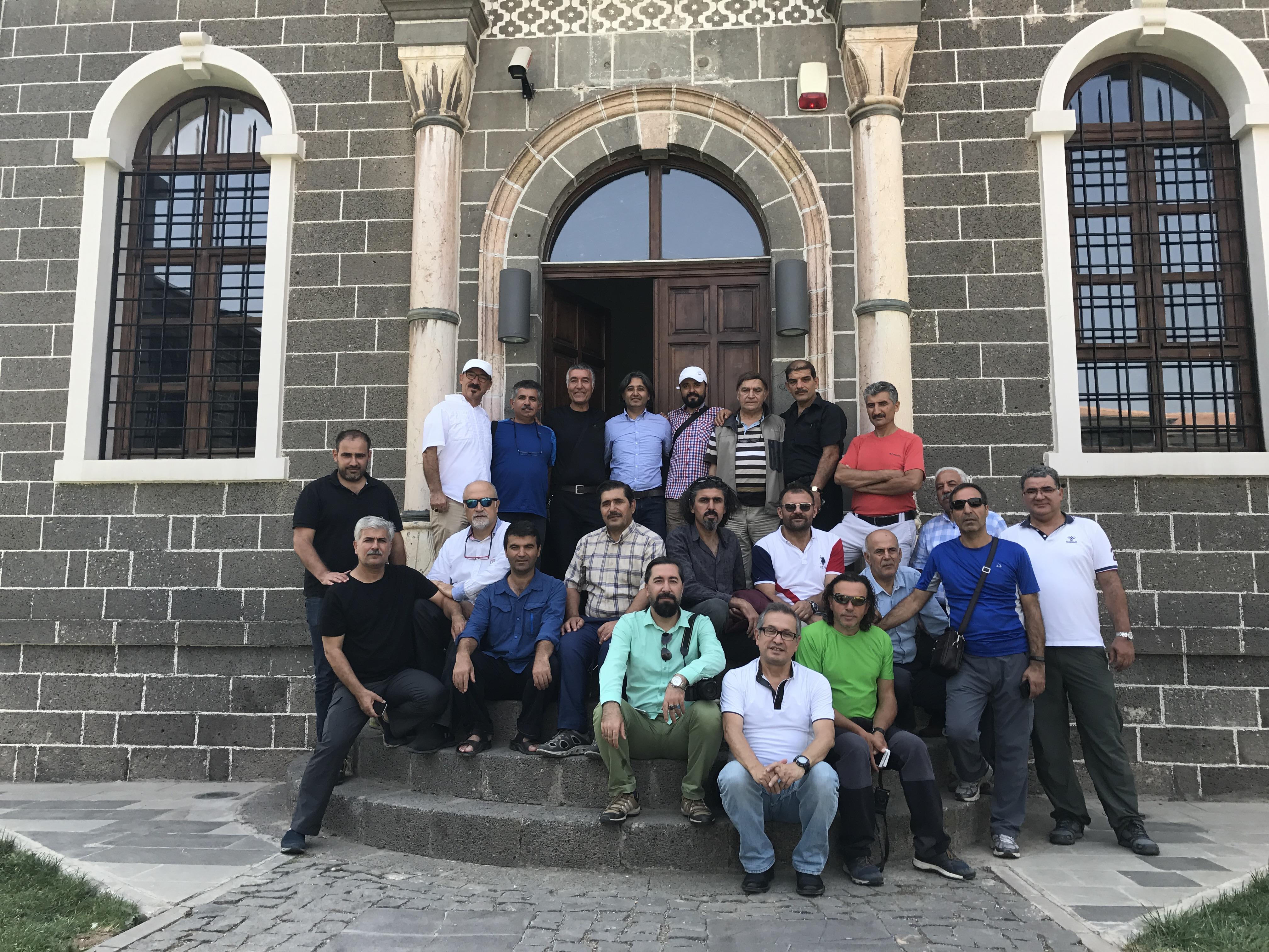 Yönetim Kurulu Toplantısı Diyarbakır'da yapıldı.