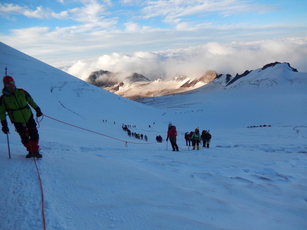 Buz Tırmanış Eğitimi Başvuruları