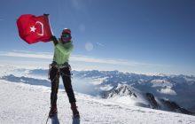 Mavi Dağcılık ve Doğa Sporları Kulübü ile Muğla Zirve Dağcılık Ve Doğa Sporları Kulübü  Mont Blanc Dağı Zirvesinde