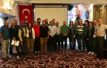 Spor Tırmanış Kurullar Toplantısı Ankara'da yapıldı.
