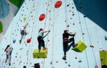 Balıkesir İl Temsilciliği ortaokul-lise öğrencileri arası spor tırmanış yarışması düzenledi.