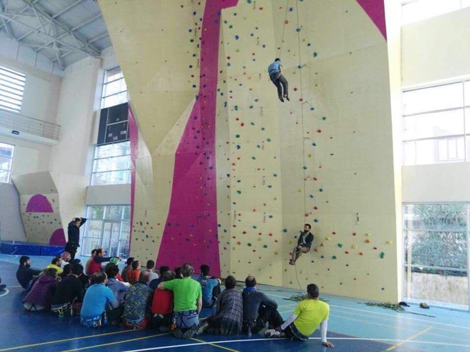 Spor Tırmanış Emniyetçilik Kursu - Malatya Başvuruları