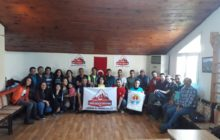 Spor Tırmanış Hakem Semineri Adana'da tamamlandı.